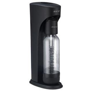 Saturator Aquadream Drinkmate Black Orion 130658