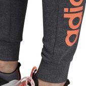 Spodnie damskie adidas W Essentials Linear FL c.szary EI0673 2XS zdjęcie 3