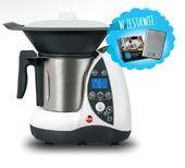 Wielofunkcyjny robot kuchenny ELDOM MFC2000 + WAGA KUCHENNA + KSIĄŻKA  PERFECT MIX