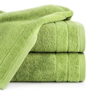 Lumarko Ręcznik DAMLA 50x90cm oliwkowy