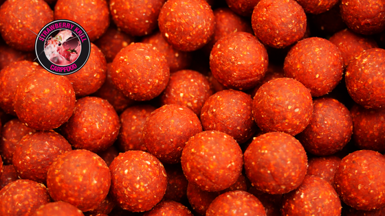 GENESIS CARP Strawberry Krill 20mm 1kg