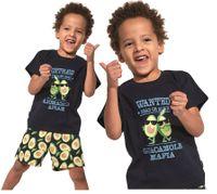 piżama chłopięca CORNETTE 789/84 AVOCADO 110-116