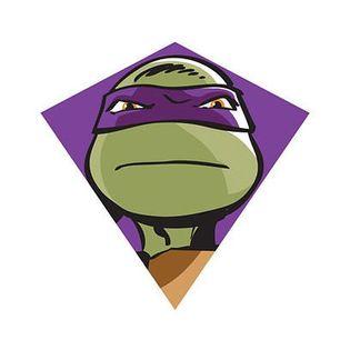 Latawiec BRAINSTORM - DONATELLO Wojownicze Żółwie Ninja