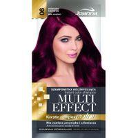 Joanna Multi Effect Szamponetka Koloryzująca 06 Wiśniowa Czerwień 35G