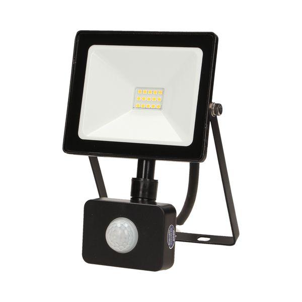 Halogen naświetlacz LED czujnik ruchu 10W NW ORNO na Arena.pl