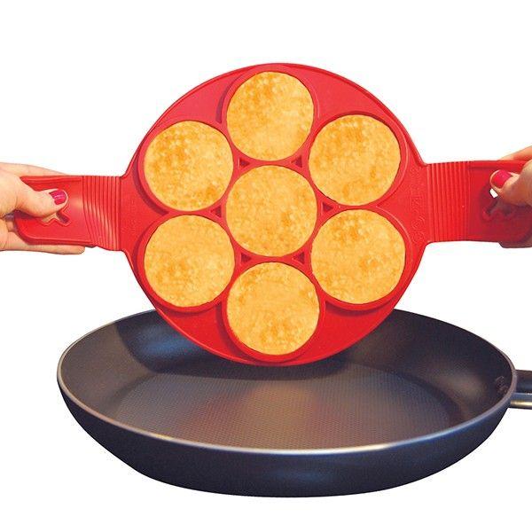 FORMA SILIKONOWA do Pancake'ów Naleśników Jajek zdjęcie 1