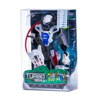 PEPCO - Zabawka robot akcja biały