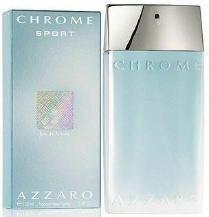 AZZARO CHROME SPORT EDT 100ml folia