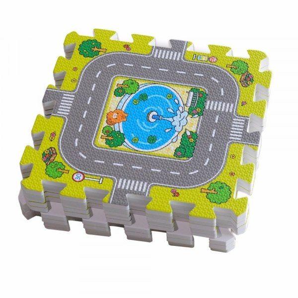 Duże puzzle piankowe mata dla dzieci ulica zdjęcie 3