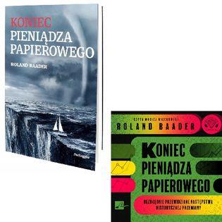 Książka + audiobook Koniec pieniądza papierowego Roland Baader