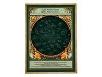 Mapa wiosennego nieba na PREZENT dla NAUCZYCIELA