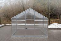 Szklarnia Sanus 2,9x8,5m H=2,25m 24,6m2 poliwęglan 6mm