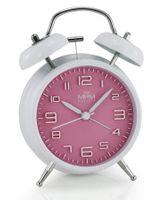 Budzik MPM C01.3857.0023 Bell Alarm Retro