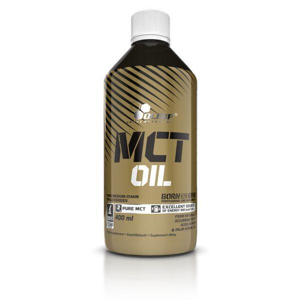 Olej MCT Olimp 400ml *Oryginał* *Wspomaga wchłananie pokarmu* zdjęcie 1