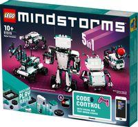 Klocki LEGO MINDSTORMS 51515 Wynalazca robotów