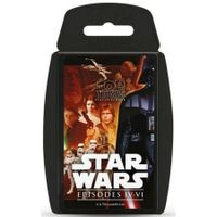 TOP TRUMPS STAR WARS Episodes IV-VI