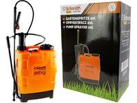Opryskiwacz ogrodowy z regulacją dyszy Schmith (20 L)