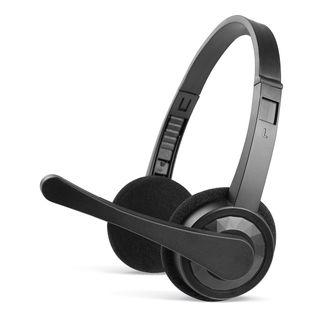 Słuchawki REAL-EL GD-011MV z mikrofonem i regulacją głośności
