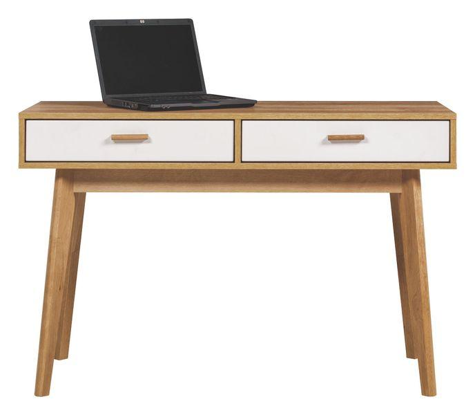 Skandynawskie biurko z szufladami Nordic zdjęcie 1