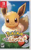 Gra Nintendo SWITCH Pokemon Let's Go Eevee! od autoryzowanego partnera Nintendo