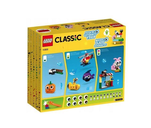 LEGO CLASSIC Klocki - buźki 11003 zdjęcie 2