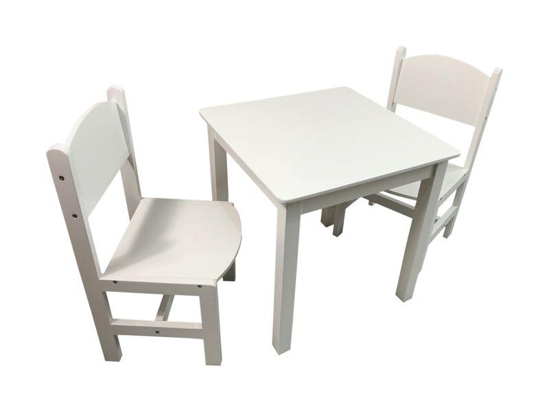 Komplet Stolik I Dwa Krzesłakrzesełka Dla Dzieci
