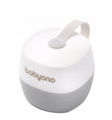 BabyOno 535/01 Pojemnik Etui na smoczek NATURAL NURSING biały