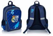 Plecak szkolny REAL MADRYT RM-121 + GRATIS