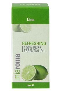 Miaroma Lime Limonkowy Pure Essential Oil - 10 ml. Holland & Barrett