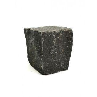 Kostka Bazaltowa Czarna 8x8 cm 1 KG