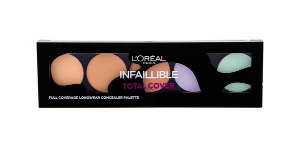 L´Oréal Paris Infallible Total Cover Korektor 10g
