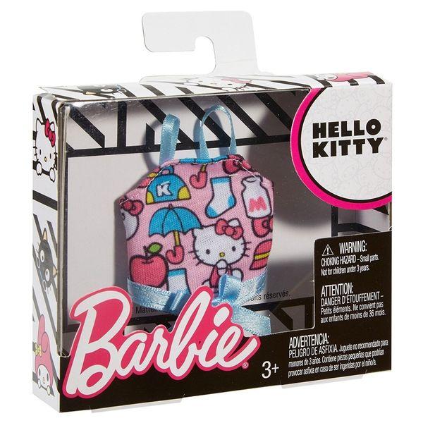 Barbie Hello Kitty różowy top zdjęcie 1