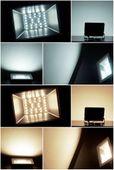 NAŚWIETLACZ LED 30W HALOGEN LAMPA ZEWNĘTRZNA SMD zdjęcie 3