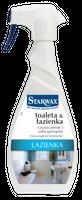 Starwax Toaleta i łazienka, czyszczenie i odwapnianie (43803)