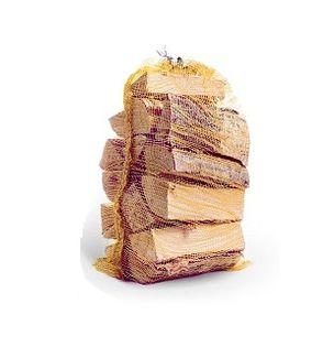 Drewno Do Wędzenia Opałowe Worek 10 KG Wędzarnia