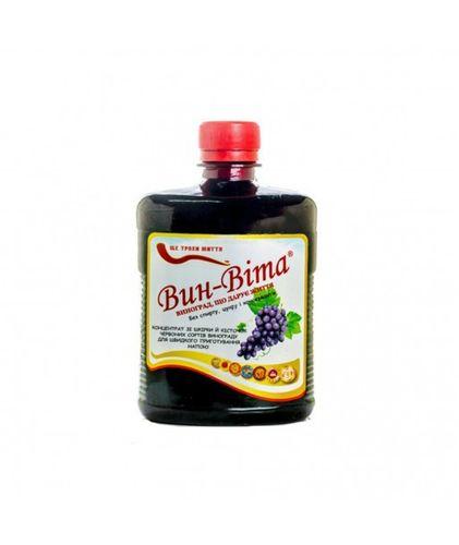 Vin Vita Płynny koncentrat  - wyciąg z winogron 0,49l na Arena.pl