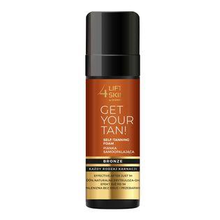 Lift4Skin Get Your Tan! Pianka Samoopalająca 150Ml