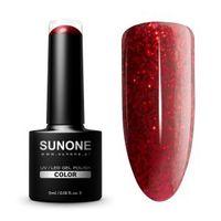 Sunone Uv/led Gel Polish Color Lakier Hybrydowy C17 Cecylia 5Ml