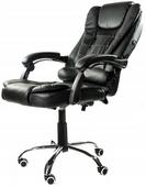 Fotel biurowy Elgo czarny