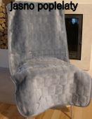 narzuta 155cm x 200cm kapa na kanapę sofę, łóżko, pled, koc polska