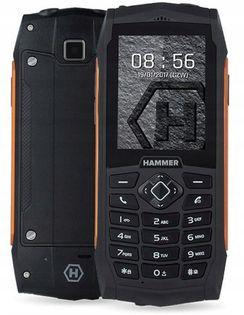 Telefon WODOODPORNY IP68 myPhone HAMMER 3+