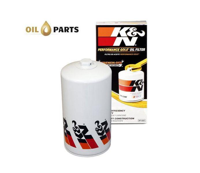 Filtr oleju K&N FORD F250 F350 F450 F550 7.3D V8 HP-6001 zdjęcie 1