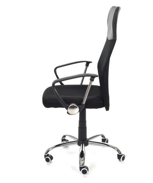 Fotel Biurowy Obrotowy Krzesło Biurowe Mikrosiatka Wyprzedaż