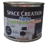 Farba 2w1 TABLICOWO-MAGNETYCZNA 0,5 litra Space Creation
