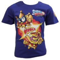 T-Shirt Koszulka Super Zings Licencja (ZING5202062 Blue 8Y)
