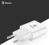 BASEUS LETOUR ŁADOWARKA SIECIOWA USB 2.1A ORYGINALNA iPhone Galaxy zdjęcie 3