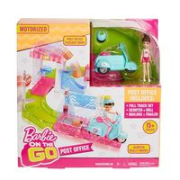 Barbie On the Go Poczta + Lalka