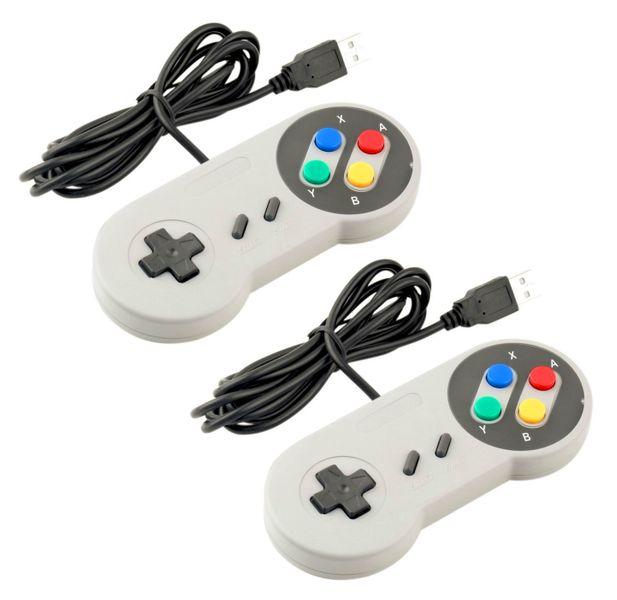 pad jak do SNES PC retro USB kontroler gamepad joystick dla gracza na Arena.pl