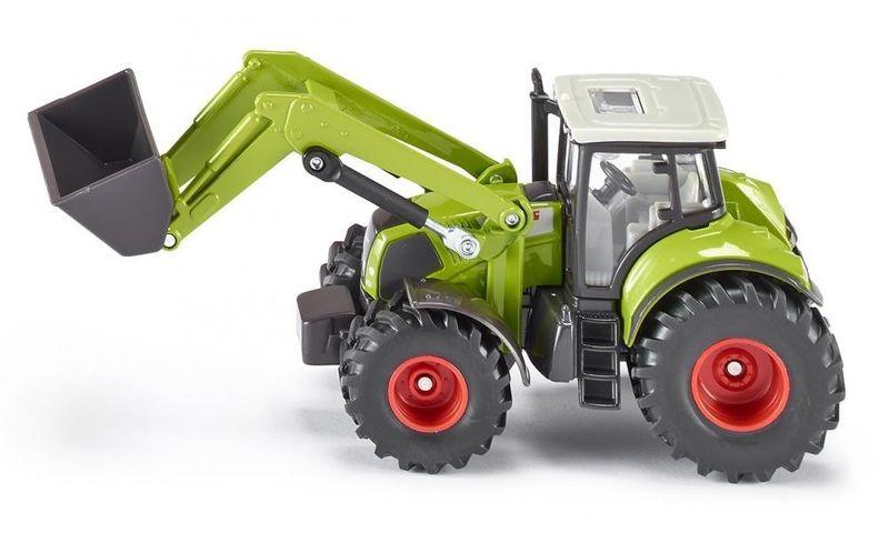 Traktor Class z przednią ładowarką zdjęcie 1