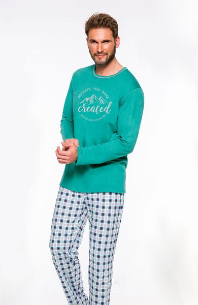 Piżama Taro Leo 2264 dł/r M-2XL '20 męska Granatowy XXL na Arena.pl